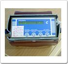 室内のホルムアルデヒド濃度を計測する機械