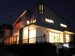 建築家と創り上げた木の温もりに包まれた家01