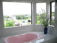 空中浴室完成