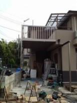 外構工事の現場2