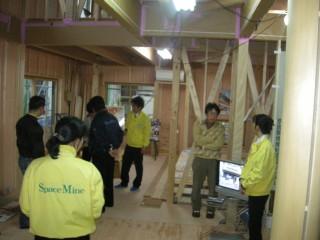 斑鳩町O様邸構造見学会!!3