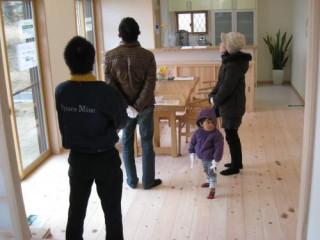 四季折々を暮らす家完成見学会&森林浴の家完成見学会5