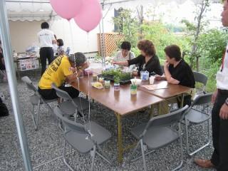 第3回 秋のお客様感謝祭inスペースマイン「四季の家」2