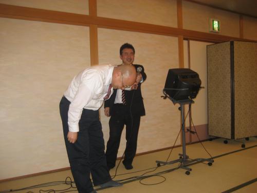 TOTO岩崎さんの挨拶