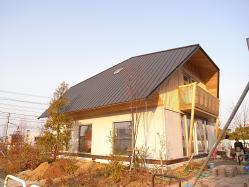 十津川モデルハウス