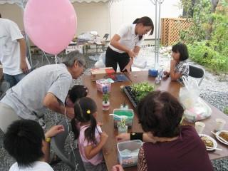第3回 秋のお客様感謝祭inスペースマイン「四季の家」4